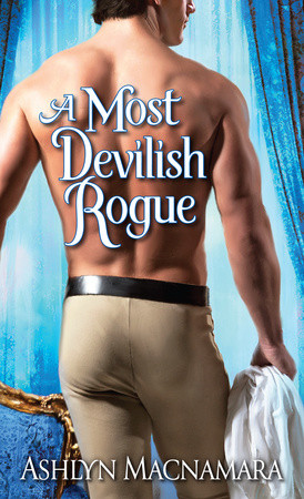 WEEKLY GIVEAWAY: Enter to win a copy of A MOST DEVILISH ROGUE!