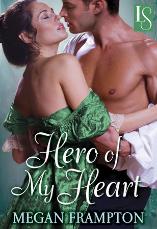 Winner announced: Hero of My Heart by Megan Frampton + $20 EGC Giveaway! + Sneak Peek on #Scribd