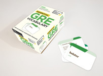 Essential GRE Vocabulary (flashcards)