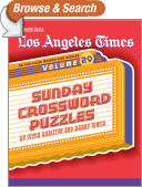 Los Angeles Times Sunday Crossword Puzzles, Volume 29