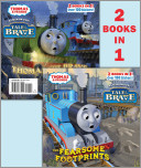 The Fearsome Footprints/Thomas the Brave (Thomas & Friends)