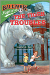 Ballpark Mysteries #11: The Tiger Troubles