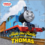 Ride the Rails with Thomas (Thomas & Friends)