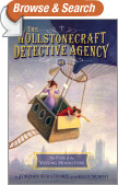 The Case of the Missing Moonstone (The Wollstonecraft Detective Agency, Book 1)