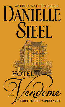 New Release: Hotel Vendome by Danille Steel