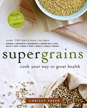 Saturday Recipes – 'Supergrains'