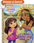 The Princess and the Ring (Dora and Friends)