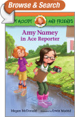 Judy Moody and Friends: Amy Namey in Ace Reporter (Book #3)