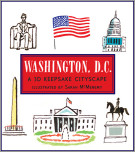 Washington D.C.: A 3D Keepsake Cityscape