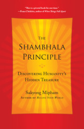 The Shambhala Principle Cover