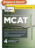 The Princeton Review Complete MCAT