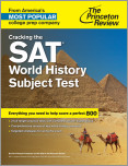 Cracking the SAT World History Subject Test