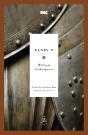 Henry V, Edited by Jonathan Bate and Eric  Rasmussen