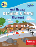 Second Grade Reading & Math Workout