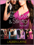The Sex, Love & Stiletto Series 4-Book Bundle