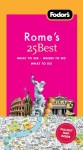 Fodor's Rome's 25 Best, 8th Edition
