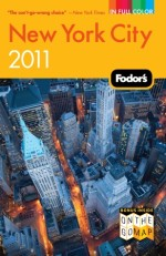 Fodor's New York Book Cover