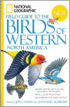 National Geographic Field Guide to the Birds of Western North America