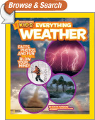 National Geographic Kids Everything Weather