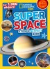 National Geographic Kids Super Space Sticker Activity Book