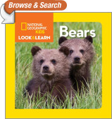 National Geographic Little Kids Look and Learn: Bears