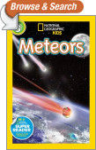 National Geographic Readers: Meteors