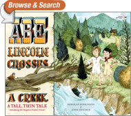 Abe Lincoln Crosses a Creek