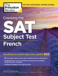 Cracking the SAT Subject Test in French, 16th Edition