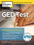 Cracking the GED Test with 2 Practice Exams, 2019 Edition