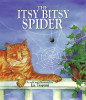 Itsy Bitsy Spider CD package