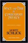 Space and Time in Contemporary Physics