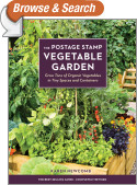 The Postage Stamp Vegetable Garden
