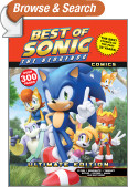 The Best of Sonic the Hedgehog Comics