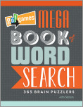 Go!Games Mega Book of Word Search