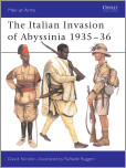 The Italian Invasion of Abyssinia 1935-36