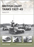 British Light Tanks 1927-45