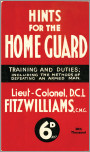 Hints for the Home Guard, 1940