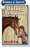 Riding Lessons (An Ellen & Ned Book)