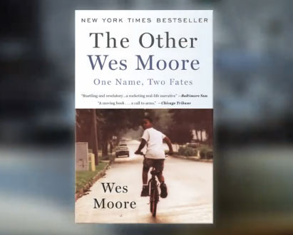 Video Trailer for THE OTHER WES MOORE by Wes Moore